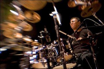 Master Jazz Drummer Jack DeJohnette